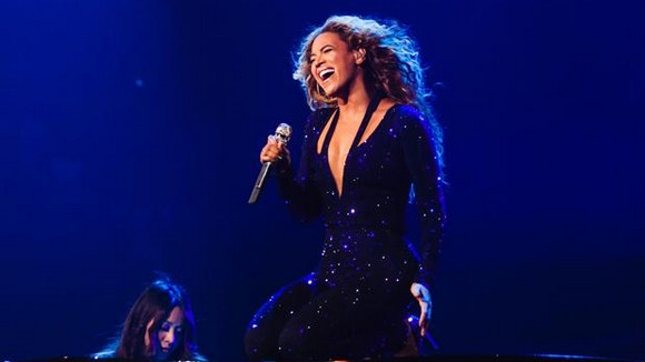 Beyoncé à Fortaleza