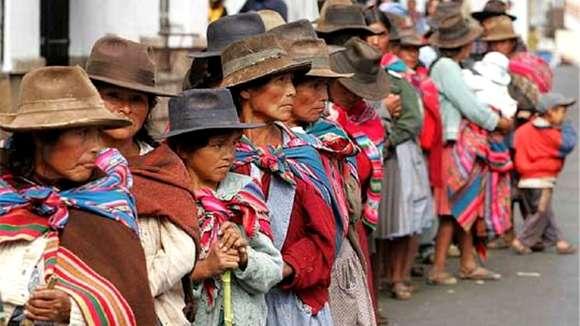 Pauvreté au Pérou
