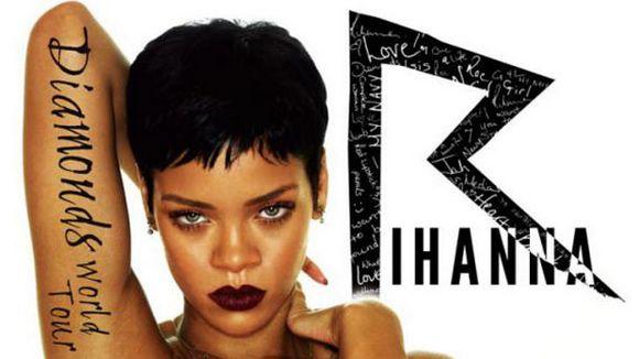 Rihanna en tournée mondiale