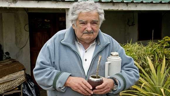 Pepe Mujica, grand amateur de maté