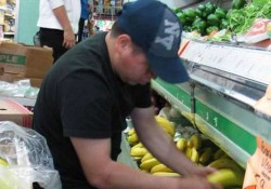 Travailleur Latino à Miami