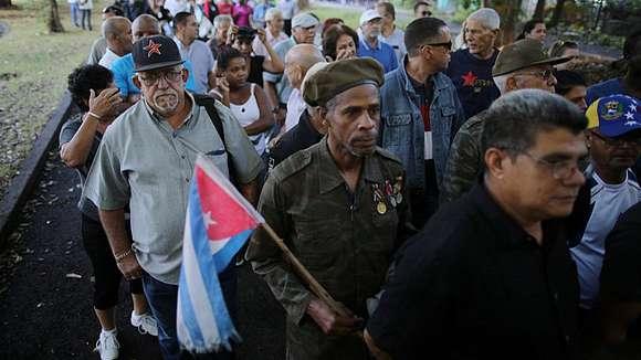 Hommage à Castro