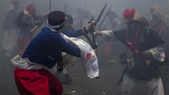 Bataille du Cerro del Peñón de Los Baños
