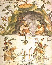 los origenes de los Aztecas