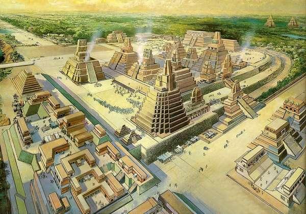 Resultado de imagen para temples mayas exposes par des enfants