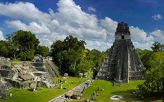 Tikal Templo I