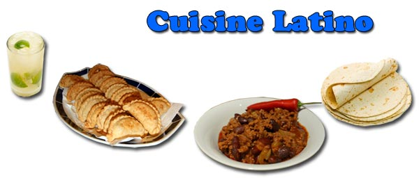 cuisine latino recettes de cuisine latino am ricaines. Black Bedroom Furniture Sets. Home Design Ideas
