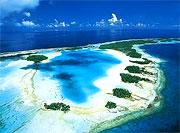 Atoll de Rangiroa