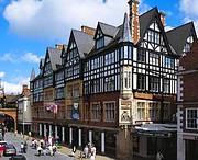 Chester et son architecture victorienne for Architecture victorienne a londres