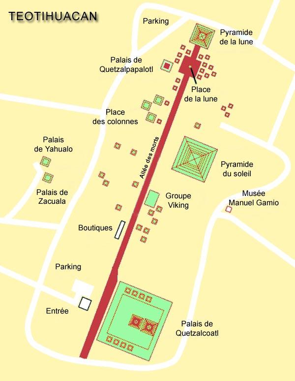 Plan de Teotihuacán