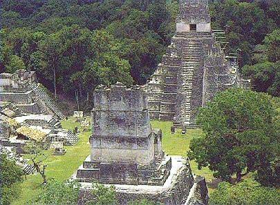 Guatemala: Geografía y turismo en Guatemala