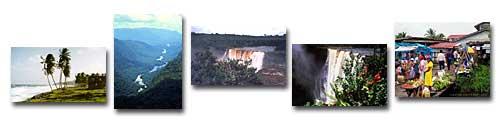 Fotos de Guyana