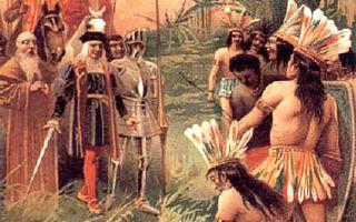 Cristóbal Colón en Cuba