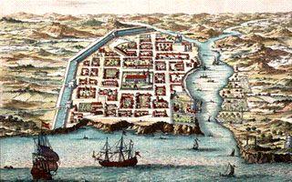 La fundación de Santo Domingo