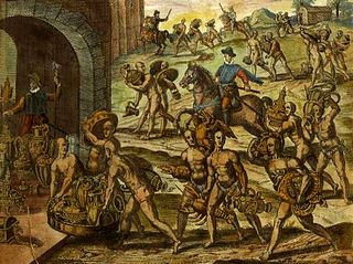 El Rescate de Atahualpa