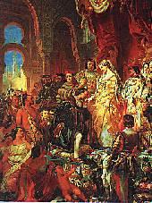 Le triomphe de Colomb