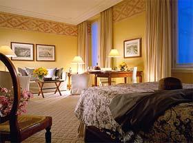 Chambre Supérieure au Four Seasons Milan
