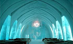 Eglise de Glace