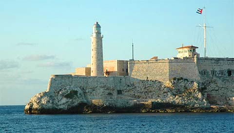 Castillo del Morro - La Havane