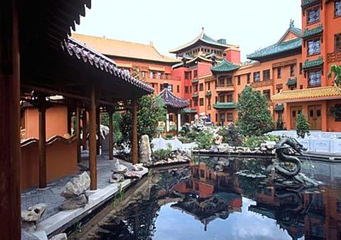 Hôtel Ling Bao à Phantasialand