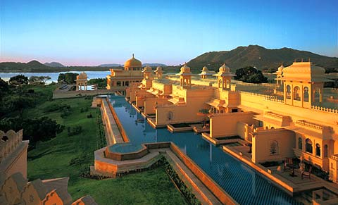 Hotel The Oberoi Udaivilas, Udaipur