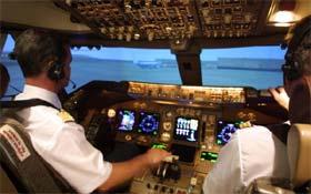 Simulateur Boeing 747