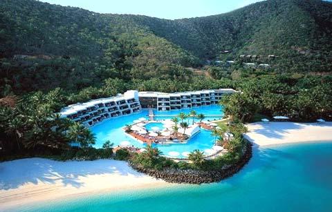 Hayman Island Resort, Australie