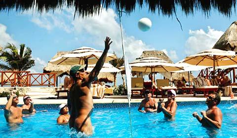 Plages et hôtels naturistes du Mexique