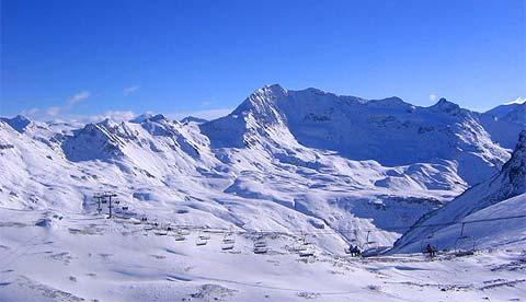 Domaine skiable de Tignes - Savoie