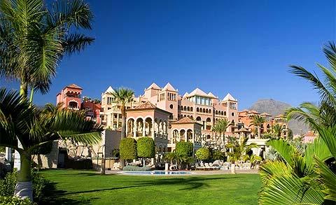 Iberostar Grand Hotel El Mirador, Tenerife