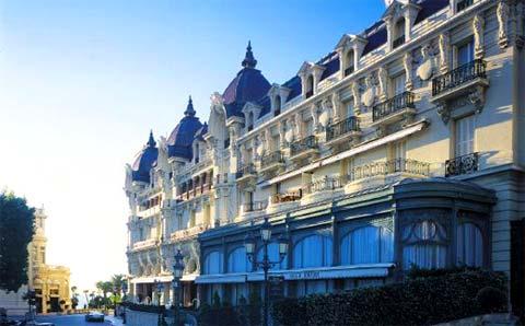 Hôtel de Paris à Monte-Carlo