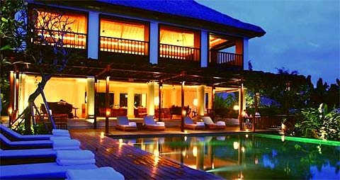 Uma Ubud Hotel à Bali en Indonésie