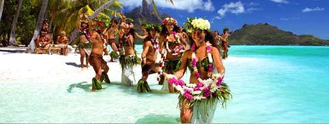 Se potessi , andrei ... Tahiti-tourisme