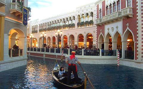 Hotel The Venetian à Las Vegas