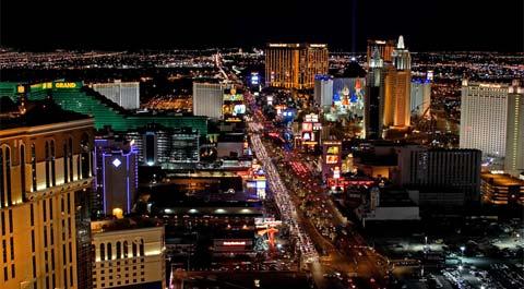 Vacances en solde à Las Vegas