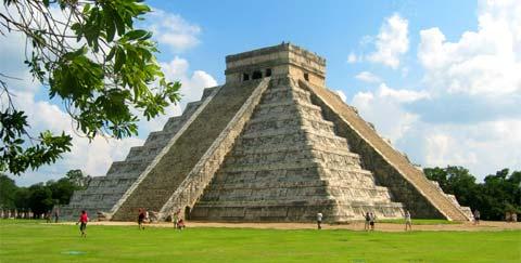 Le site archéologique Maya de Chichen Itza