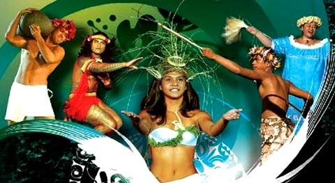 Les fêtes du Heiva à Tahiti