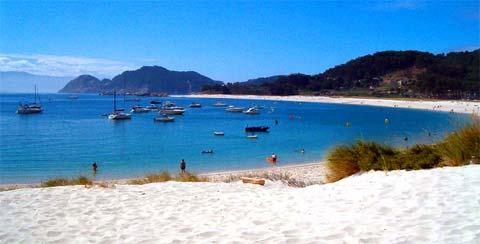Un plage espagnole récompensée pour la qualité de ses eaux