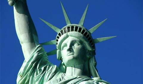 La Couronne de la Statue de la Liberté
