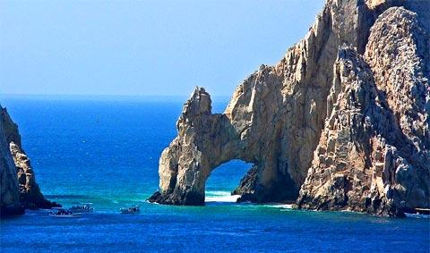 Cabo San Lucas en Basse Californie
