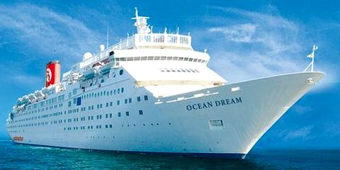 Le paquebot Ocean Dream