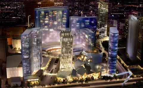 Les hôtels MGM Mirage à Las Vegas