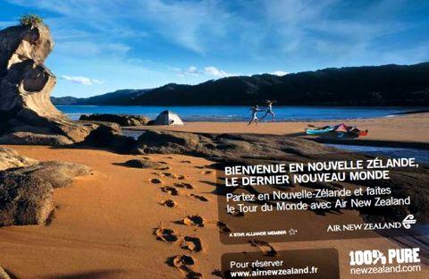 Magazine du tourisme spots de publicit nouvelle z lande le dernier nouveau monde - Office du tourisme de cuba ...