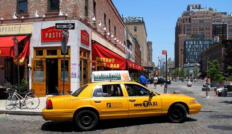 magazine du tourisme informations prix d un taxi new york. Black Bedroom Furniture Sets. Home Design Ideas