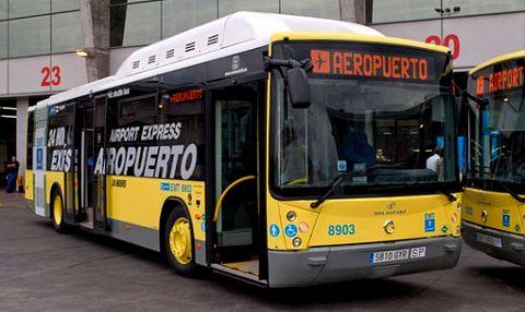 magazine du tourisme actualit un bus 2 euros entre madrid et l a roport. Black Bedroom Furniture Sets. Home Design Ideas