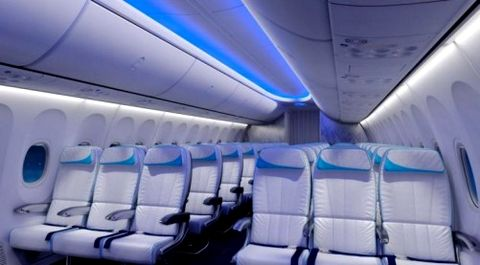 Magazine du tourisme actualit copa airlines re oit son for Interieur 737