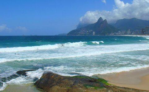 Magazine du tourisme actualit le br sil sur la voie des 9 millions de touristes - Office du tourisme du bresil ...