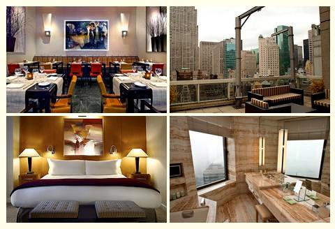 H tel sofitel new york le blog de univers des news for Deco cuisine new york