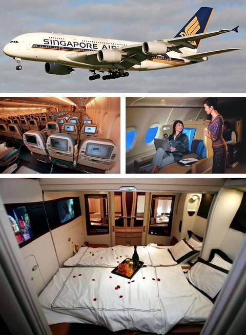 Magazine du tourisme informations plans des airbus a380 for A380 air france interieur