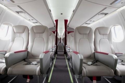 Magazine du tourisme actualit royal air maroc re oit for First class 8 interieur